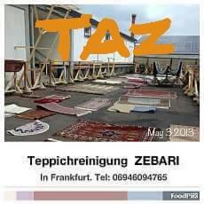 Photos from TAZ - Teppichreinigung und Restauration Zebari's post