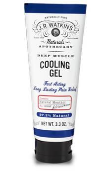 Cooling gel - relief