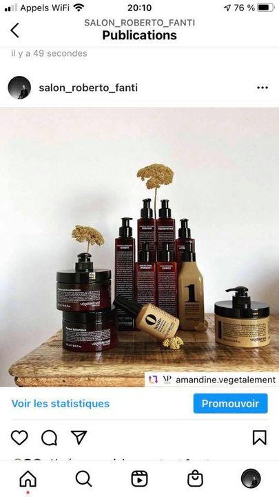 Pour que vos cheveux retrouvent leur beauté originelle les shampoing et soins capillaires sont gorgés de plantes toute l...