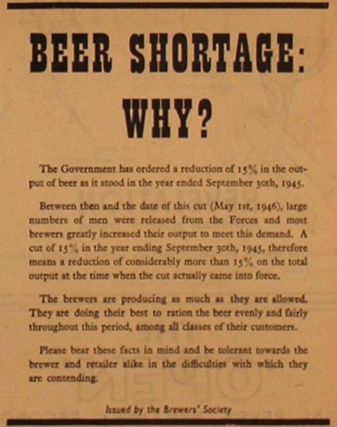 Darauf trinken wir einen ... #thetimesuk #1946