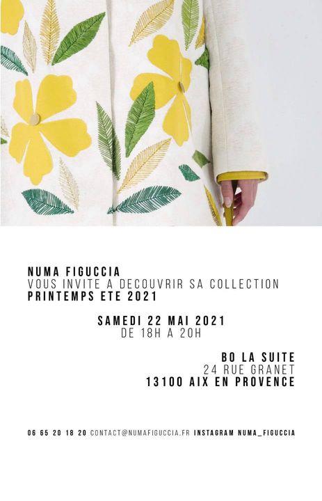 Nouvelle Collection Numafiguccia Exlusivite Chez Bo la Suite