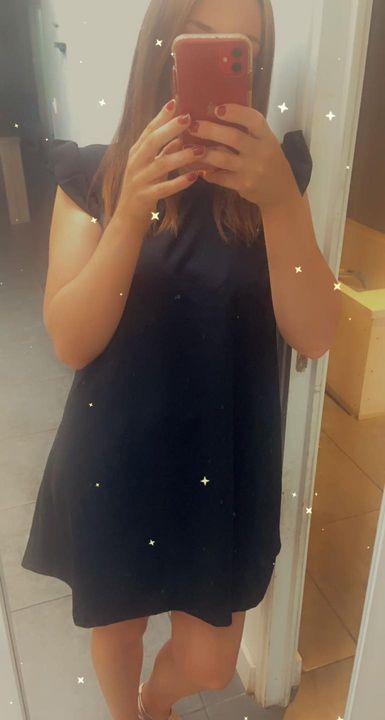 Petite robe Noir Rose Blanc Bleu 15,00 euro