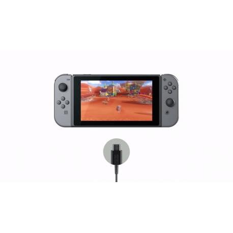 Réparation port de charge Nintendo Switch                            — 69€ —