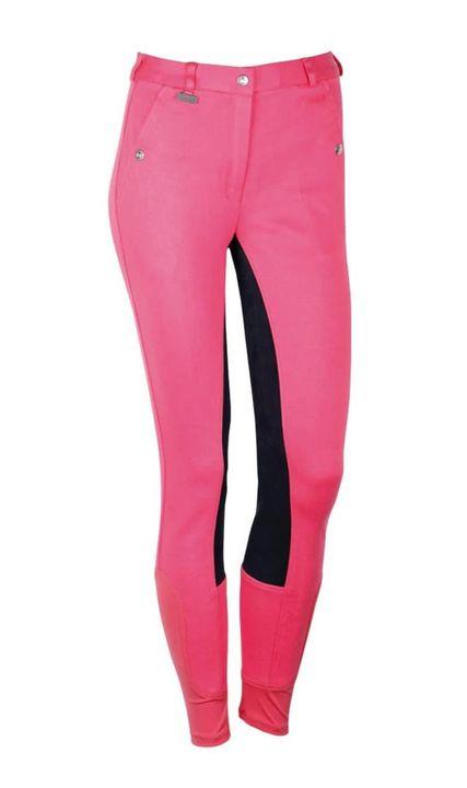 En stock et sur commande pantalon beijing II Plus, fond de peau. *Coloris rose/navy, taille 140, 152,164,176,36,38, 40,4...