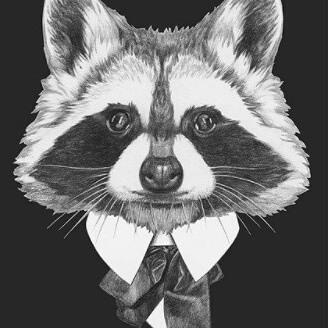 On le surnomme le nettoyeur ! 🛁Retrouve le parmi les 23 autres animaux de la mafia dans la boutique sur milleetunetoiles...