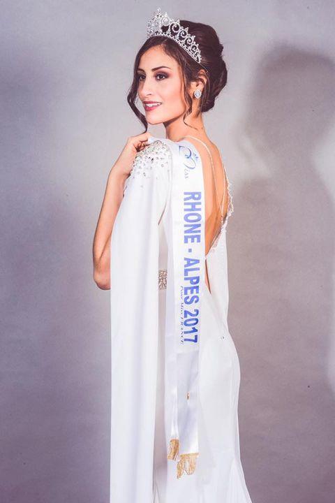 Dalida Benaoudia - Miss Rhône-Alpes 2017 et Finaliste Miss France 2018